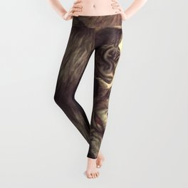 Sekani and Adelina Leggings