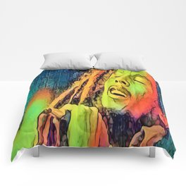 Artistic Marley Comforters