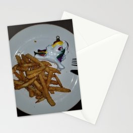 Healthy Meal Stationery Cards