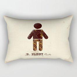 Mr. Fancy Pants Rectangular Pillow