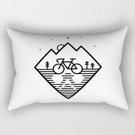 Bike Dreams Rectangular Pillow