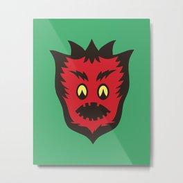 Devil Metal Print