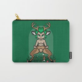 Faun Fighter (stag) Carry-All Pouch