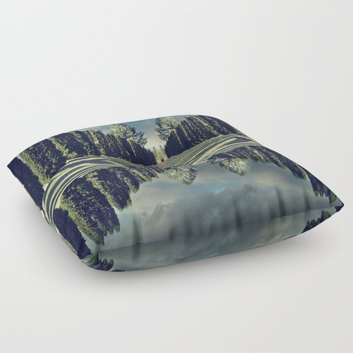 The Other Side Floor Pillow