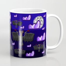 Vampire Bat Swarm Coffee Mug