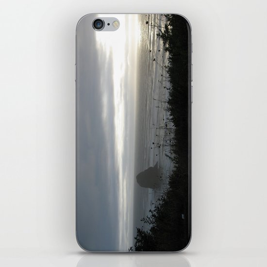 Day is Done iPhone & iPod Skin