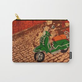 Roma Rione di Trastevere Carry-All Pouch