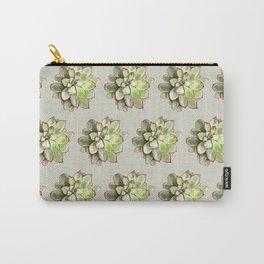 Echeveria Carry-All Pouch