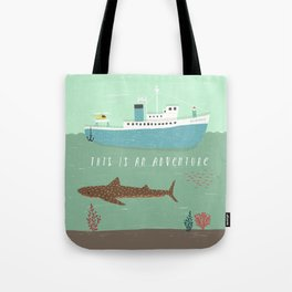The Belafonte Tote Bag