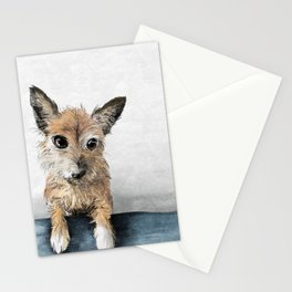 Squidley the do Stationery Cards