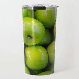 green-apples Travel Mug