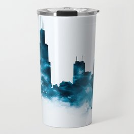 Chicago Skyline Travel Mug