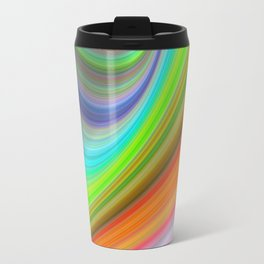 Color illusion Travel Mug