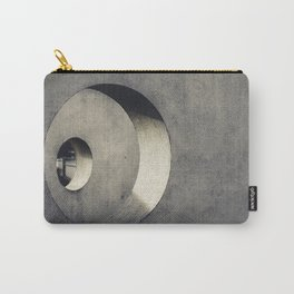 Rings of holes Carry-All Pouch