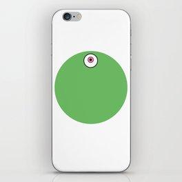 CHAOS DIMENSION iPhone Skin
