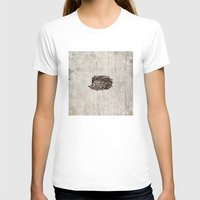 hedgehog T-shirts featuring Hedgehog by Mr and Mrs Quirynen