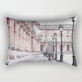 French Pigeons Rectangular Pillow