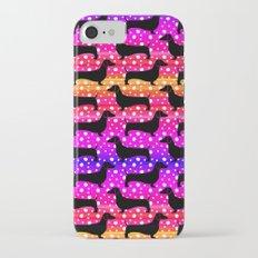 Rainbow Dachshunds Slim Case iPhone 7