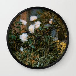 Pheony Wall Clock