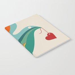 Love Message Notebook