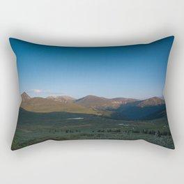 Beirstadt Mountain Rectangular Pillow
