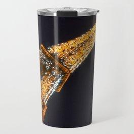 Overexposed   Eiffel Tower Travel Mug