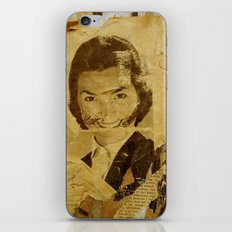 The bearded woman iPhone Skin