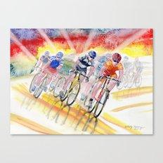 Adrenalin Rush Canvas Print