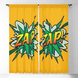 Comic Book ZAP! Blackout Curtain