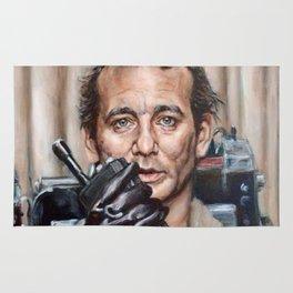 Bill Murray / Ghostbusters / Peter Venkman / Close-Up Rug