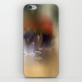 the different waterlily iPhone Skin