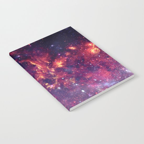 Star Field in Deep Space Notebook