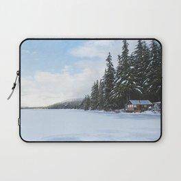 Frozen Over Laptop Sleeve
