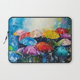RAIN,RAIN,RAIN... Laptop Sleeve