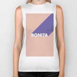 BONITA Blooming Dahlia Biker Tank