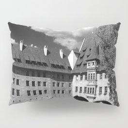 Old Architecture  Nuremberg Pillow Sham