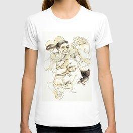 Tristan Corbière, Thick Black Trace, Elizir d'amor T-shirt