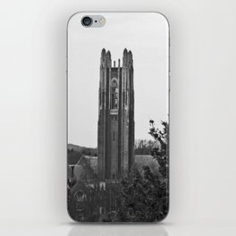 Galen Stone Tower, Wellesley College iPhone Skin