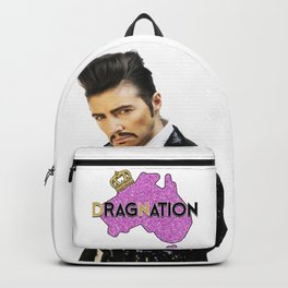 Rocco D' Amore VIC Dragnation Season 3 Backpack