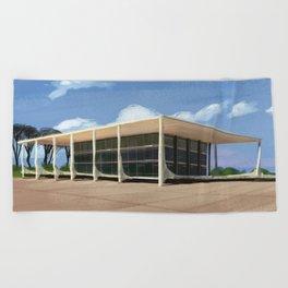 Brasilia Beach Towel