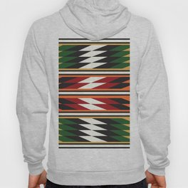 American Native Pattern No. 7 Hoody
