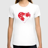 dot T-shirts featuring Dot by ♥ Charlie