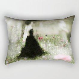 Dance in meadow 2 Rectangular Pillow