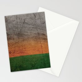 Wall and colors Stationery Cards