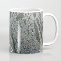 lightning Mugs featuring Lightning  by Ethna Gillespie