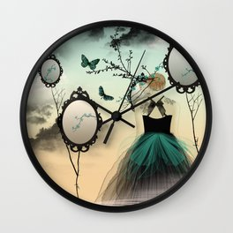 Miroir Wall Clock
