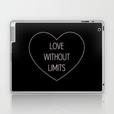 Love without limits Laptop & iPad Skin