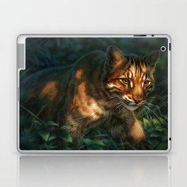 Golden Cat Laptop & iPad Skin