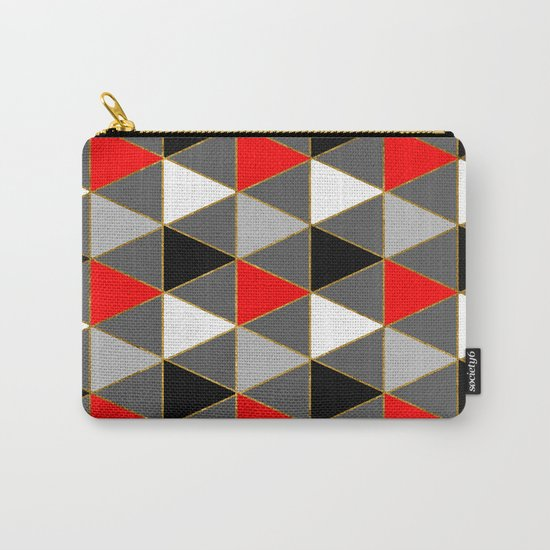 Abstract #427 Carry-All Pouch