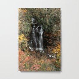 Hidden Falls Metal Print
